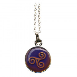 Celtic Magic Triskell Pendant