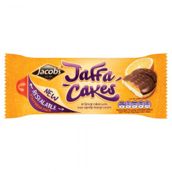 Jacobs Jaffa Cakes Ingredients